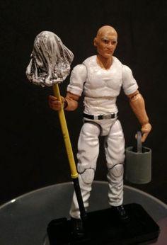 Mr. Clean Figurine