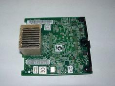Dell NP630 QLOGIC QME2472 4GB Fiber Channel HBA Mezzanine Card