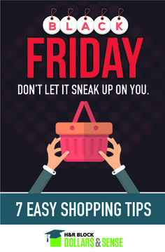 Don't let #BlackFriday sneak up on you this year! #budgeting #lists