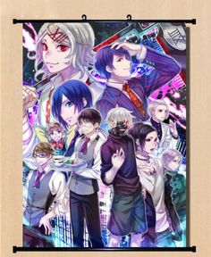 Spanking new arriving New! Japanese Anime Tokyo Ghoul Birthday Gift Home Decor Wall Scroll Poster   80x60cm now available for purchase US $26.99 with free shipping  you can buy this kind of piece and a whole lot more at the online shop      Have it now on this site >> http://thegallery.store/products/new-japanese-anime-tokyo-ghoul-birthday-gift-home-decor-wall-scroll-poster-80x60cm/,  #Art