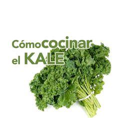 El kale es una variedad de col llena de sabor y beneficios para tu salud. Aquí te contamos cómo se cocina el kale para sacarle todo el partido. Veggie Recipes, Healthy Recipes, Fodmap, Sin Gluten, Raw Vegan, Allrecipes, Salads, Veggies, Herbs