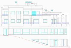 Edificación con 6 Viviendas y Locales para Hispano-Cantábrica de Promociones y Construcciones S.L.