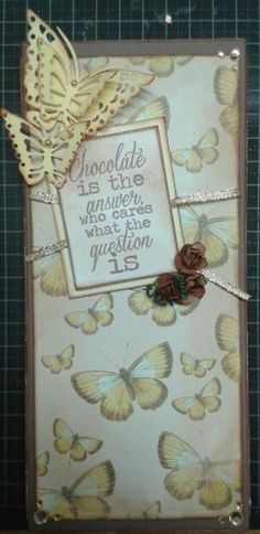 Chokladkort