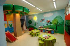 Toddler/preschool room