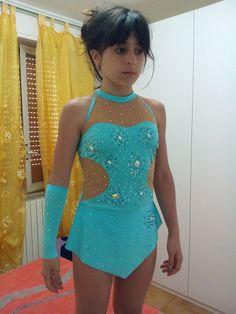 vestito pattinaggio