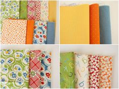 Choosing Fabric for Quilt