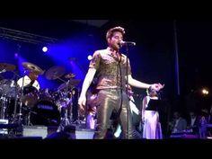 HD Adam Lambert & Nile Rodgers - Shady - AFTEE - Martha Clara Vineyards, NY