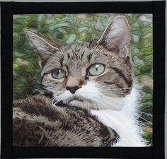 art quilt by Barbara Barrick McKie