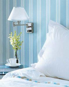 Ideas para la iluminación del dormitorio