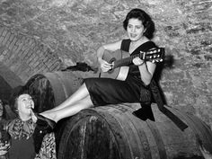 Amália Rodrigues --- fado, Portugal's musical claim to fame. The soulful genre is filled with saudade, the Portuguese concept of longing and nostalgia, and is best listened to with a summer breeze and a glass of wine.