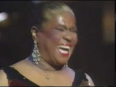 Linda Hopkins ..... Stormy Monday ..... 1991   Black and Blue Broadway musical
