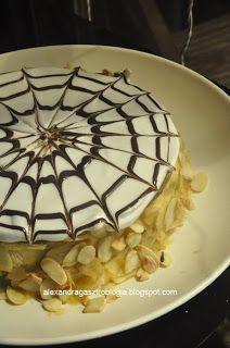 Alexandra Gasztroblogja Sydneyből: Eszterházy torta (glutén- és cukormentes)