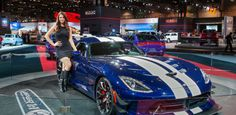 Dodge Viper Promises To Go Out With A Bang With The Release Of 2017 Models #Dodge #Viper #Mopar