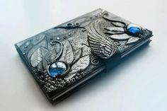 DISPLAY ITEM  Angel wing Journal secret diary от MyMandarinDucky, $205.73