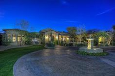 Paradise ValleyParadise Valley Homes For Sale.  $2,650,000, 5 Beds, 5 Baths, 6,871 Sqr Feet  Gorgeous Desert Winds Development custom home w the finest finishes & upgrades. Enter private gate to exquisite courtyard w fountain, gas firepit & custom seating. Main home features 4 bed 4.5 bath & bonus room.  Chefs kitchen w African teak island & copper sink, French paver floors open to beautifu  http://mikebruen.sreagent.com/property/22-5403771-5726-N-Palo-Cristi-Road-Paradise-Valley-A..