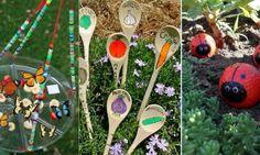 21 Adorables bricolages de jardinage à faire avec les enfants!