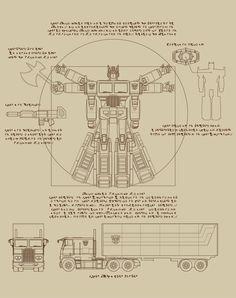 The Vitruvian Prime by zaionic.deviantart.com on @deviantART
