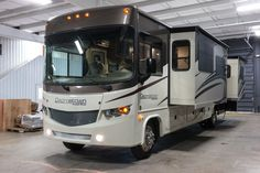 """FAMILY-FRIENDLY RV IS SURE TO IMPRESS!!!  2017 Forest River Georgetown 364TS Everyone can watch what they want in this 37' 6"""" long, gas-powered rig as it comes with multiple TVs, and DVD players in the bunkhouse! Automatic hydraulic leveling jacks make setup at camp feel like a cakewalk so you can get straight to the fun stuff! Color side/rear cameras are included too!  Give our Georgetown expert Joe Anderson a call 616-420-1460 for pricing and more information."""