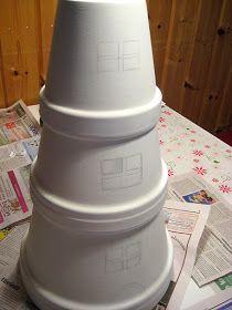 Clay Pot Projects, Clay Pot Crafts, Diy Garden Projects, Diy And Crafts, Arts And Crafts, Terracotta Pots, Clay Pots, Solar Lights, Beach Themes