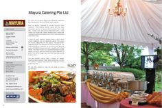 Mayura Catering . Hi there ,   Like what you see ?  Need a caterer for your event ?  No worries visit us at : www.mayuracatering.com/‎