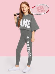 Teenage Girl Outfits, Kids Outfits Girls, Dresses Kids Girl, Cute Girl Outfits, Girls Fashion Clothes, Cute Outfits For Kids, Teen Fashion Outfits, Cute Casual Outfits, Kids Fashion