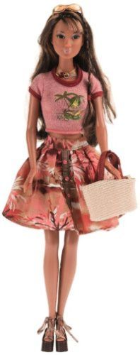 Mattel-Fashion-Fever-Kayla-Barbie-Doll