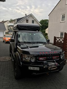 Ready for holidays #landrover #discovery