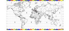 Dwg Adı : Dünya zaman dilimleri haritası İndirme Linki…