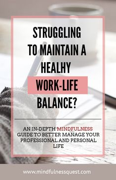 This is an in-depth mindfulness guide to better manage your work-life balance. You will be surprised how little things in life can make such a huge difference. Mindfullness Meditation, Guided Meditation, Meditation Benefits, Meditation Practices, Self Actualization, Mindfulness Exercises, Do You Work, Work Life Balance, Anxiety Relief