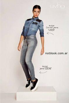 Uvha Jeans otoño invierno 2014