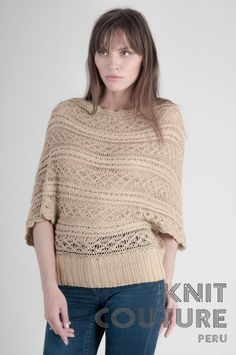 knit couture peru, couture knit