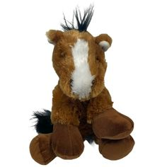 Plush, Teddy Bear, Horses, Toys, Animals, Ebay, Activity Toys, Animales, Animaux