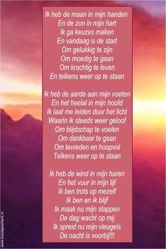 Een heerlijke dag wacht! Ik spreid mijn vleugels!  http://www.troostgeschenk.nl/gedichten/kracht-gedichten
