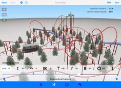 Coaster Physics by Ziconic