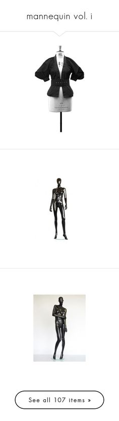 """""""mannequin vol. i"""" by xandra-black ❤ liked on Polyvore featuring home, home decor, fillers, objects, art, decor, misc, wooden figurines, wooden home accessories and wooden figure #homedecoraccessories"""