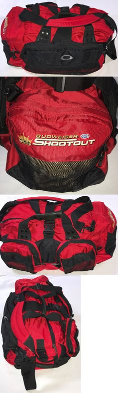 Racing-NHRA 2878: Nhra Budweiser Shootout Collector Bag By Oaklley -Rare - -> BUY IT NOW ONLY: $300 on eBay!
