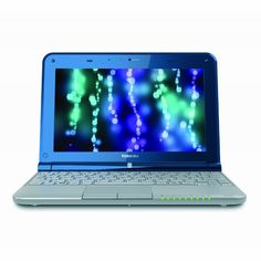 Toshiba NB305-N600 10.1-Inch Netbook (Blue)