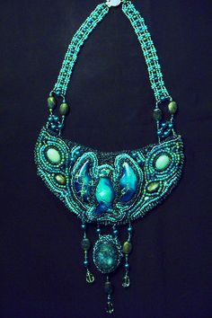 Bird is the Word Necklace by me, floyfreestyle!