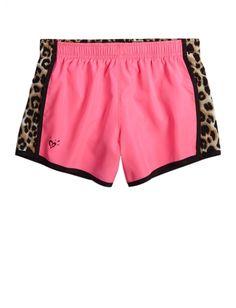 Animal Inset Running Shorts | Girls Active Shorts | Shop Justice