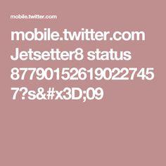 mobile.twitter.com Jetsetter8 status 877901526190227457?s=09