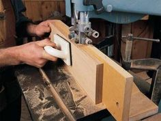 Resawing on the bandsaw allows you to cut logs into lumber, make thin boards from thick and cut your own veneer. Woodworking Courses, Woodworking Guide, Router Woodworking, Woodworking Techniques, Popular Woodworking, Custom Woodworking, Fine Woodworking, Woodworking Projects Plans, Woodworking Magazines