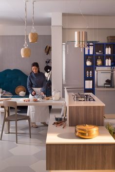 Sono diventata una personal chef perché mi permette di sperimentare  in cucina e di girare il mondo. #carrerastory #passioni http://www.venetacucine.com/album