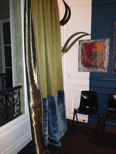 Showroom, Curtains, Paris, Home Decor, Blinds, Montmartre Paris, Decoration Home, Room Decor, Paris France