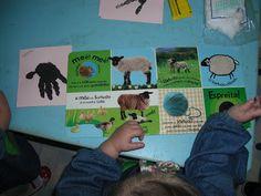 A quinta do tio Manel - trabalhar os animais em creche | Sítio da Educação