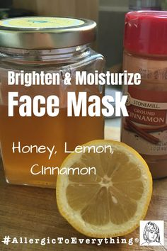 Face Masks From Your Pantry