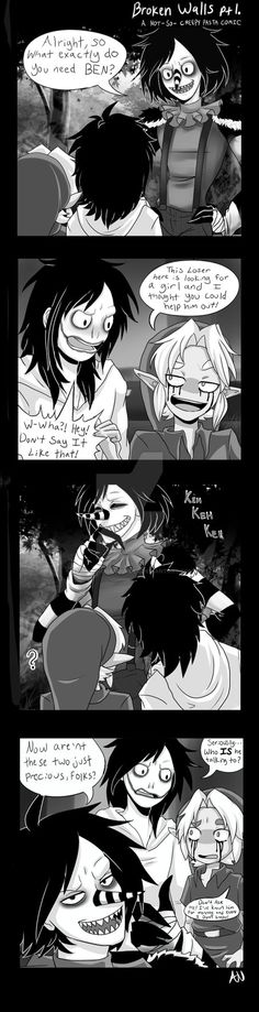 CreepyTown 22 (Single) by AskHeroicHamburger.deviantart.com on @DeviantArt