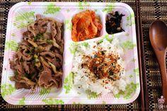 BUta Don lunch box