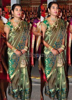 Celebrity at Ghattamaneni Bobby Wedding
