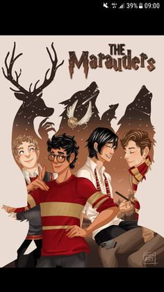 Wolfstar Fic Recs & Such Fanart Harry Potter, Cumpleaños Harry Potter, Harry Potter Artwork, Mundo Harry Potter, Lily Potter, Harry Potter Drawings, Harry Potter Wallpaper, James Potter, Harry Potter Universal
