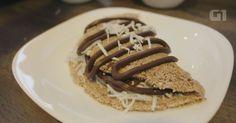 Como fazer tapioca? G1 ensina receitas fáceis de salmão e chocolate